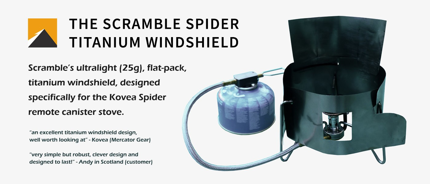 Click for more info on the Spider Windshield