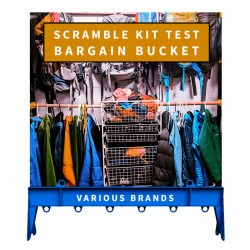 Scramble Kit Test Bargain Bucket One-Stop Shop