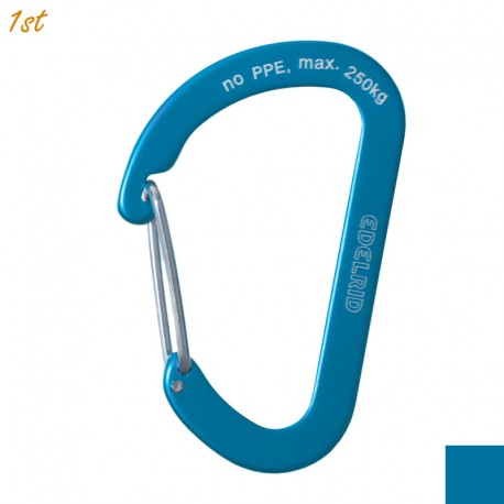 Edelrid Aranya Carabiner (Colour Select - Blue)