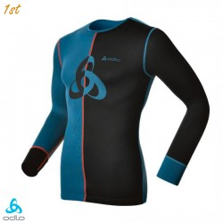 "Odlo Warm Originals ""Windblock"" Crew Thermal Baselayer"