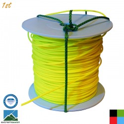 Dyneema / Polyester Cord 1.5mm (1.6g per meter)