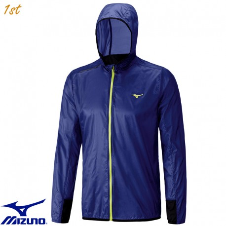 Mizuno Ultra Lightweight Hoody Wind Jacket