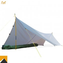 Scramble G-Mod 53/55 Deluxe Solo / UL 2 Person Tarp