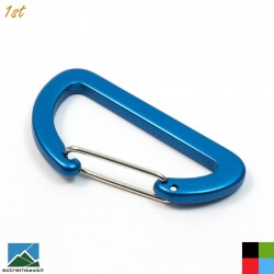 Ultralight Wiregate Carabiner (57mm, 6g)