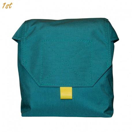 Scramble Machine 4L Belt Bag (Blue, Front)