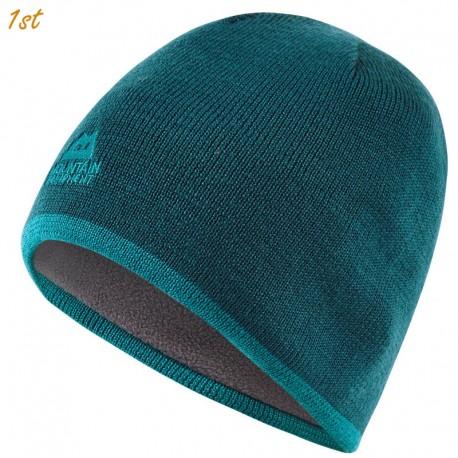 ME Plain Knitted Beanie (Legion Blue)